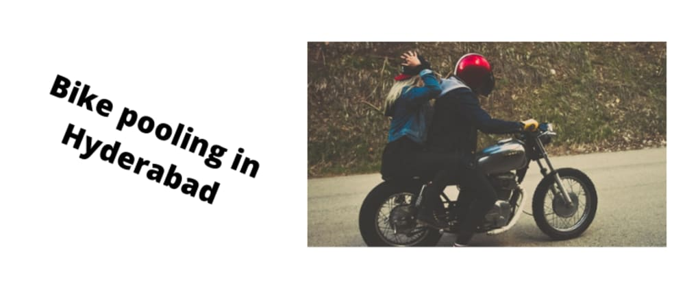 Cover image for Top 10 Bike Pooling Apps In Hyderabad That You Must Try