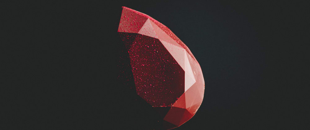 Cover image for Ruby on Rails