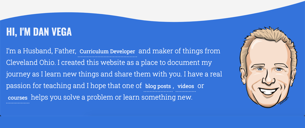 Cover image for Lessons learned from redesigning my website
