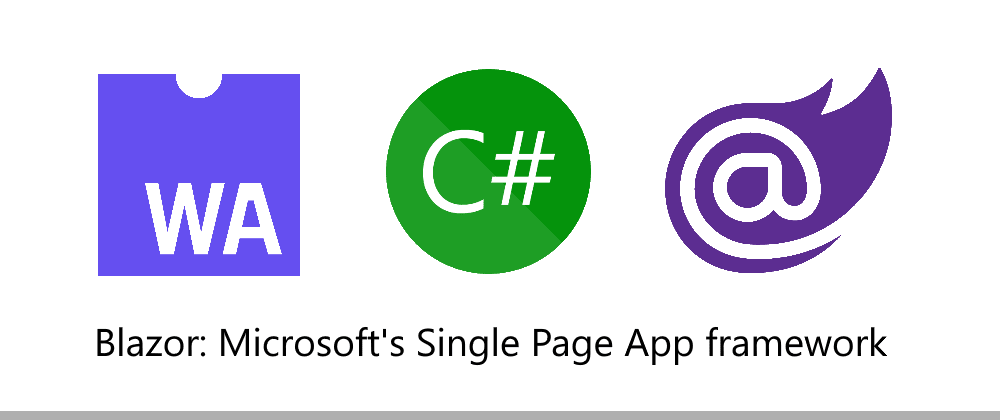 Cover Image for Why build Single Page Apps in Blazor
