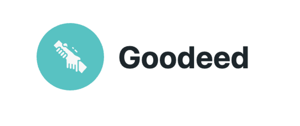 Cover image for Goodeed - DO Hackathon Submission