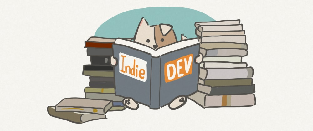 Cover image for My best book recommendations for solo developers