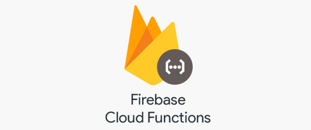 Cover image for How to create a Firebase Cloud Function