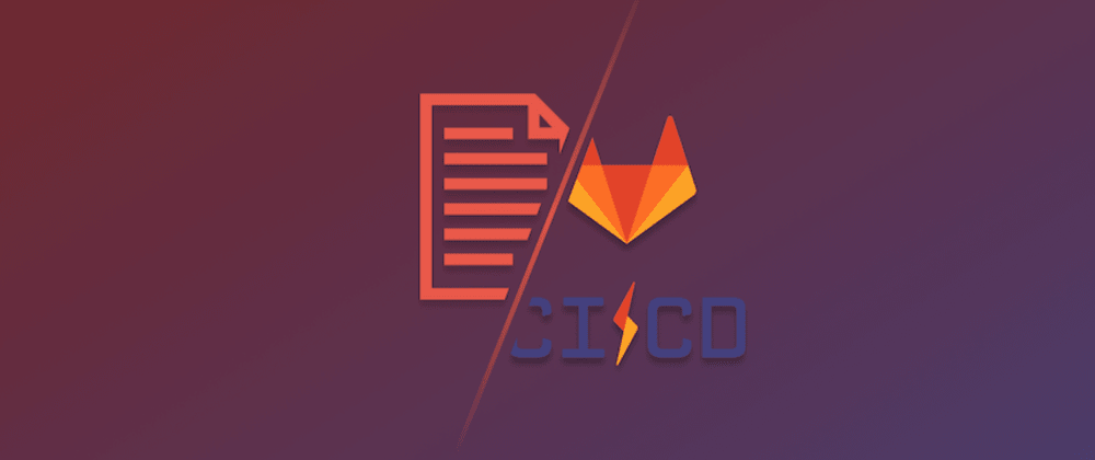 Cover image for Creating templates for Gitlab CI Jobs