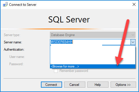 Setting Up SQL Server and Connecting Visual Studio with
