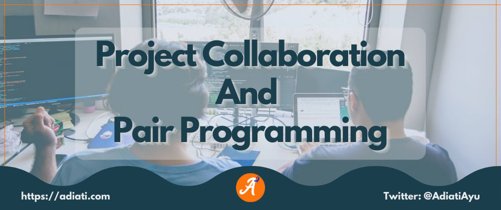 Cover image for Project Collaboration And Pair Programming