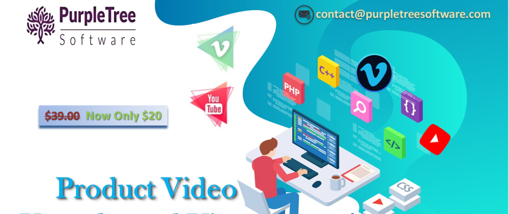 Cover image for Opencart Product Video Extension: Add Product video on your eCommerce store