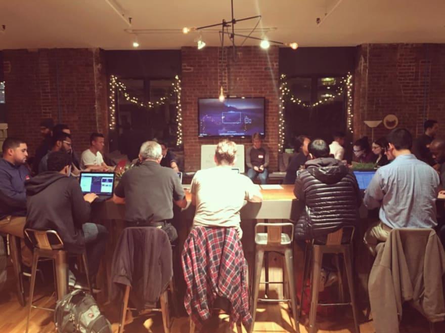 Codecademy Meetup