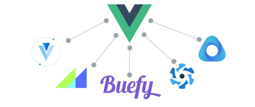 Vue Web Components libraries