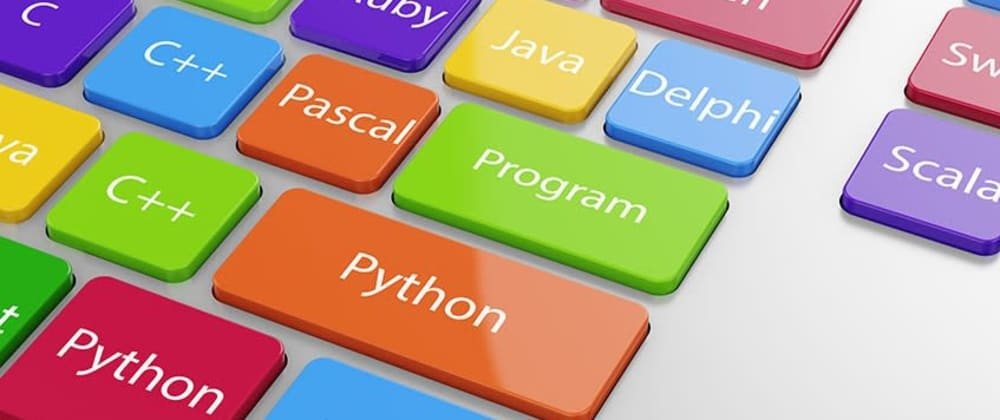 Cover image for Starting with a new programming language?