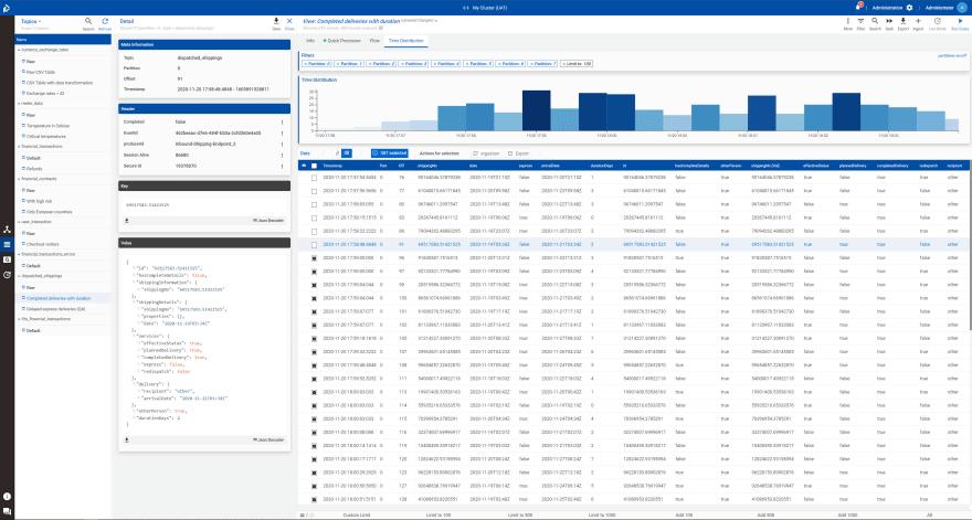 KaDecks data browser