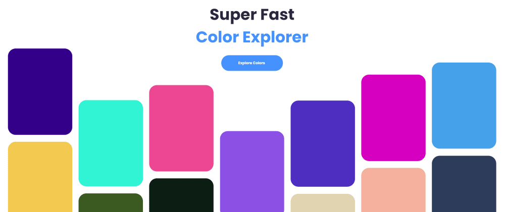 Cover image for Most Powerful Palette Generator