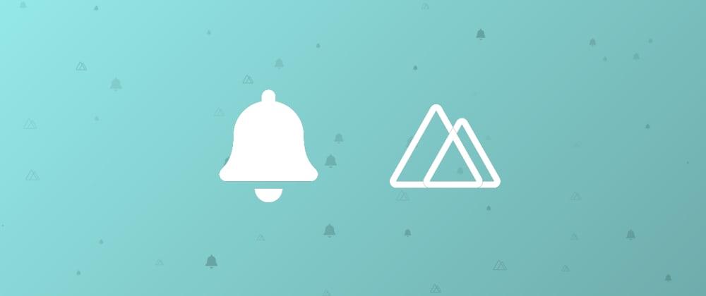 Cover image for Offline Toast notification in Nuxt/Vue app