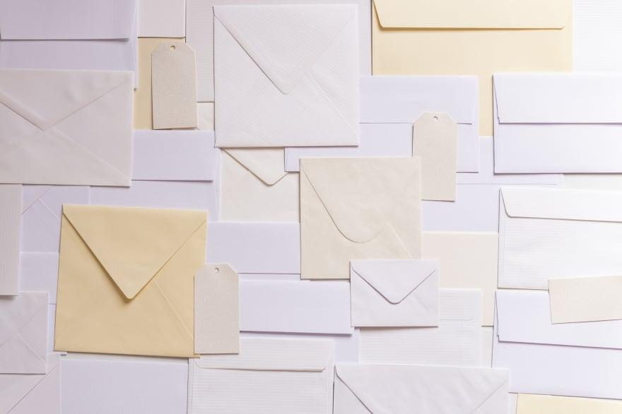 Envelopes photo