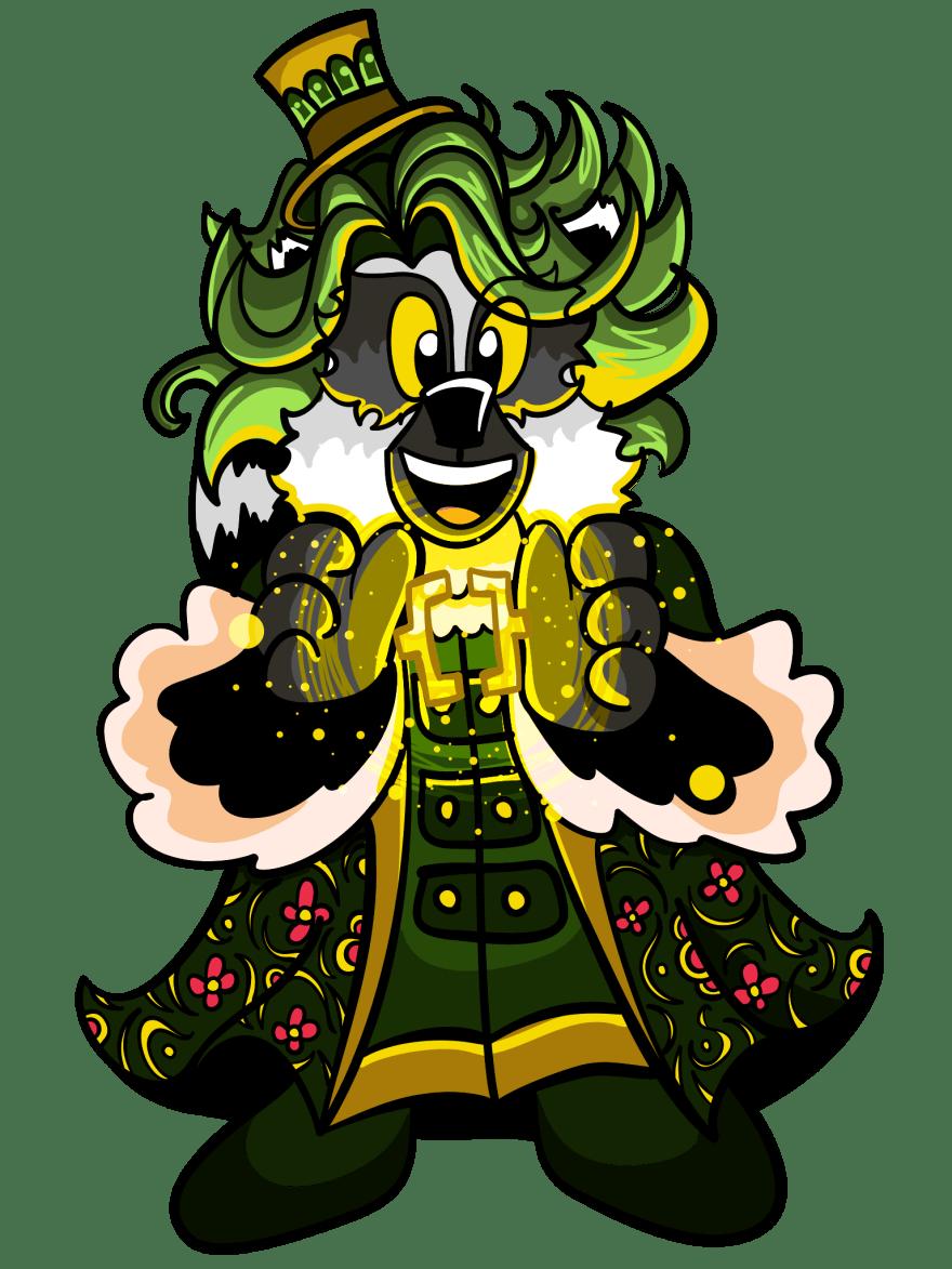 Marigold, the Javascript lemur