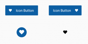 Xamarin.Forms Button with Font Icons