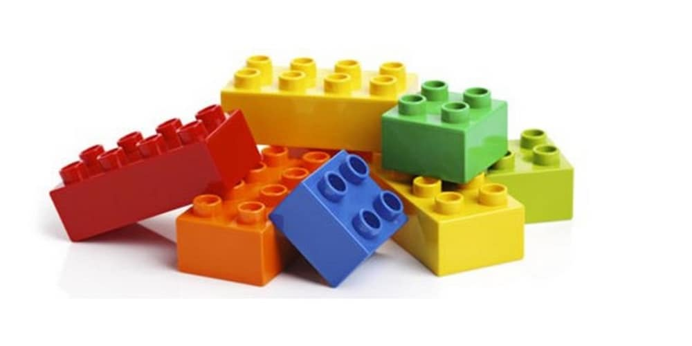 How to code like playing LEGO™