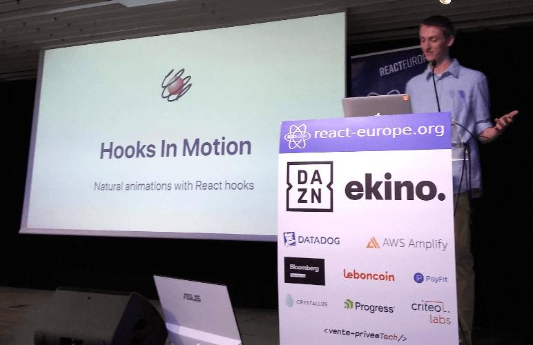 Hooks in Motion by Alec larson