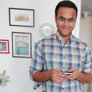 Akhil Sharma  profile picture