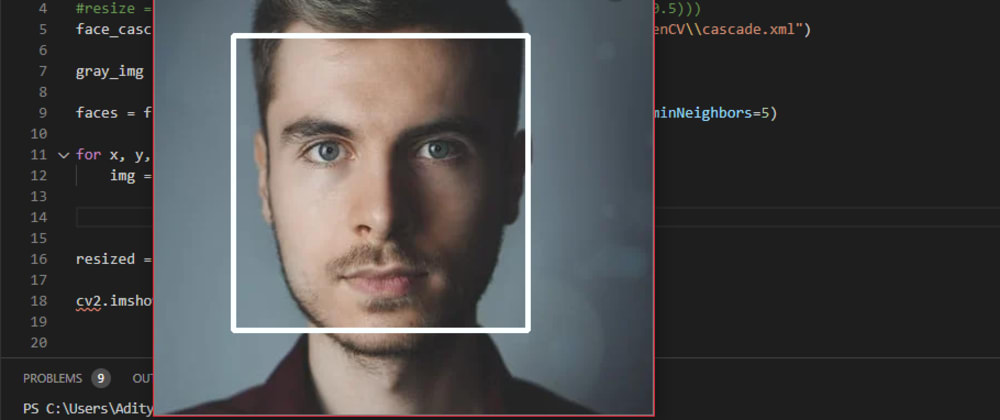 Face Recognition in Python
