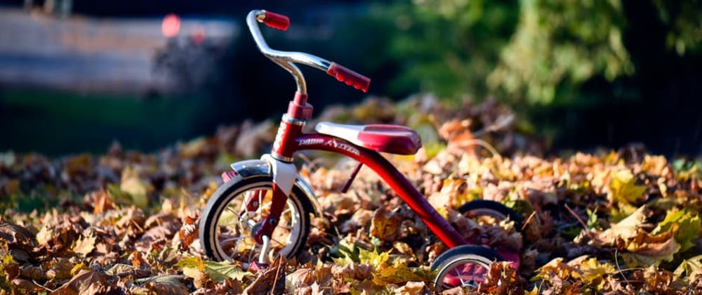 Cover image for Web Dev Tutorials - Taking The Training Wheels Off