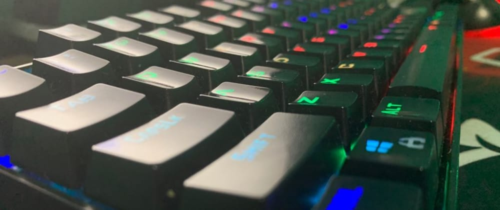 Cover image for What is your preferred keyboard for programming?
