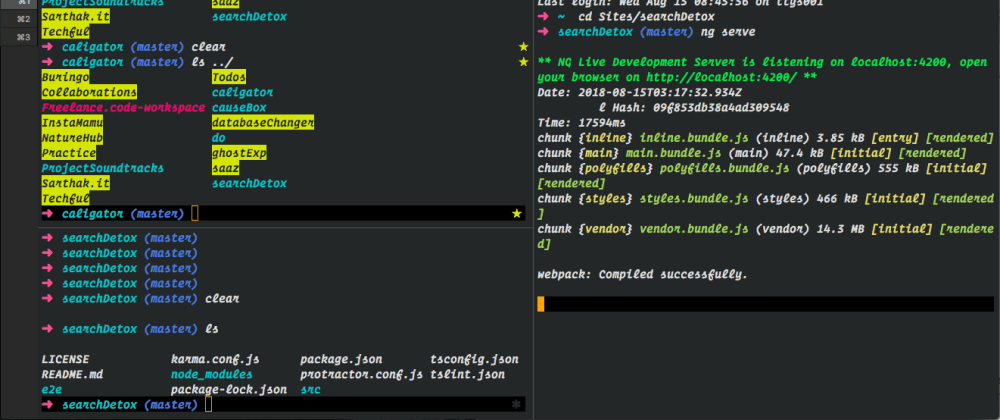 Cover image for Getting started with zsh
