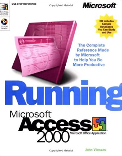 MS Access Book