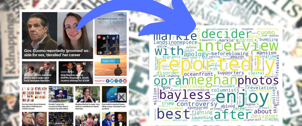 Cover image for How to detect online trends without web scraping