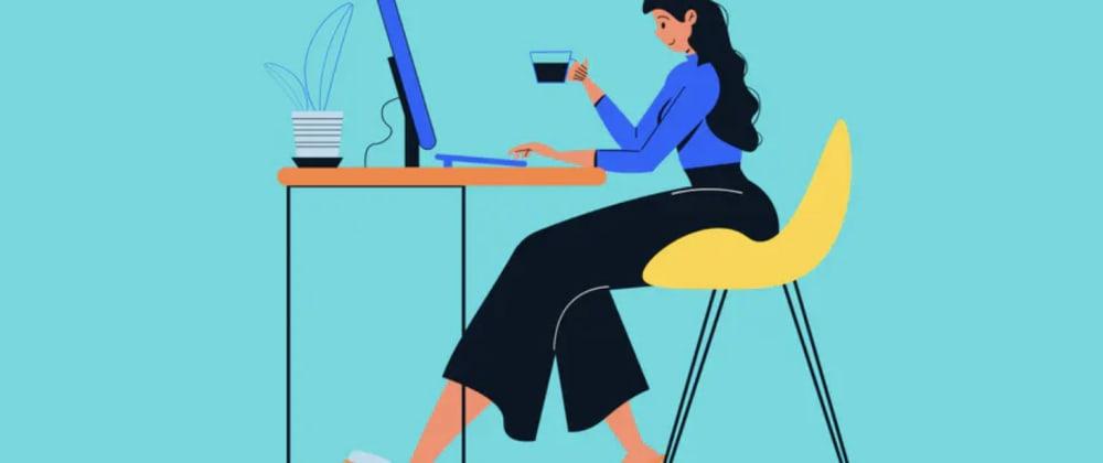 Cover image for A Developer's Guide to Proper Desk Sitting
