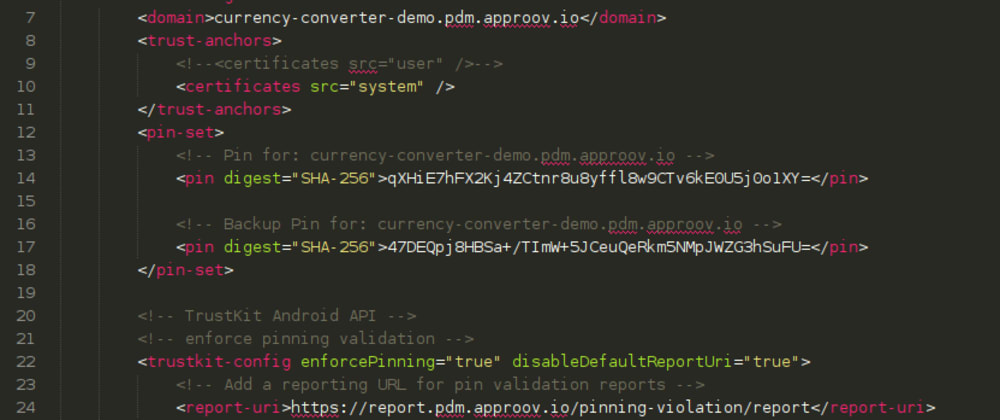 Cover image for Securing HTTPS with Certificate Pinning on Android