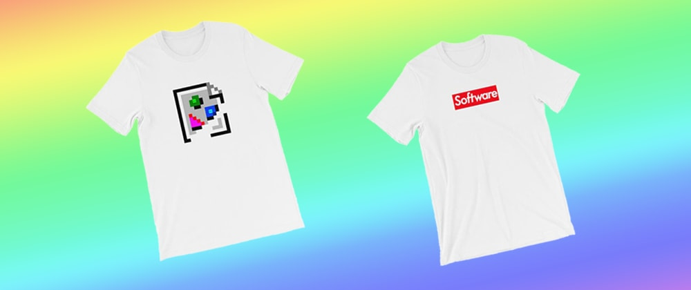 Cover image for New Shirts Available in The DEV Shop!