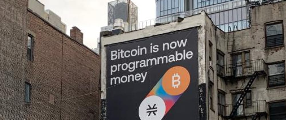 Cover image for 'Bitcoin is now programmable money' | Stacks 2.0 set to Launch on Jan 14