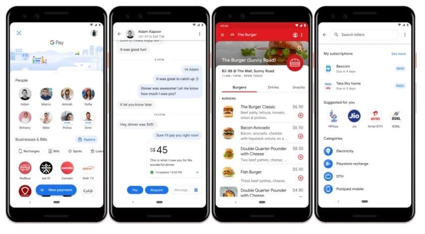 Google Pay—Tez