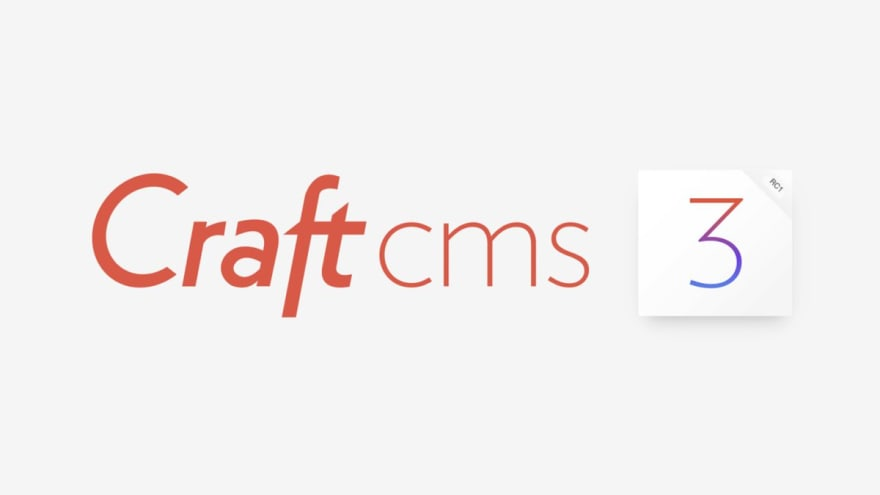 Craft Cms 3 Rc 1