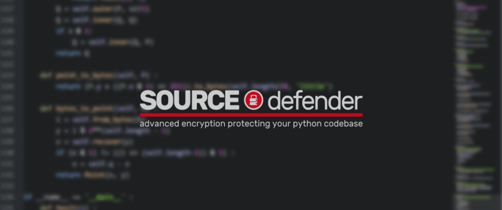 Cover image for Encryption for Protecting Python Source Code