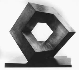 Cubo Vazado - Franz Weissmann