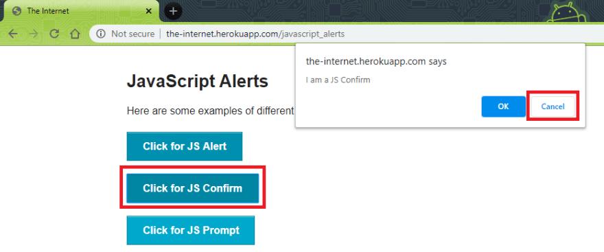 JS-confirm