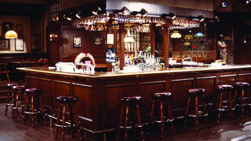 Bar from Cheers