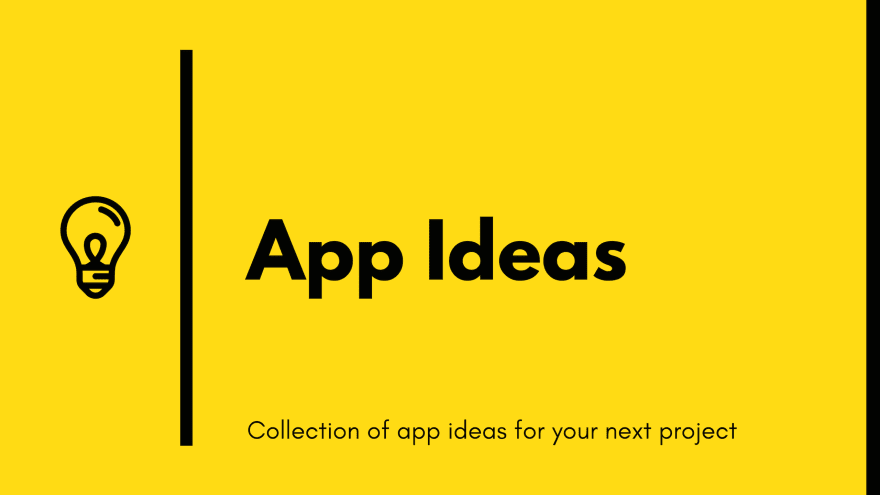 App Ideas Image