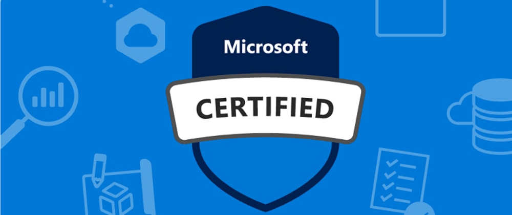 Cover image for Registering for  an online proctored Microsoft Certification Exam🎓