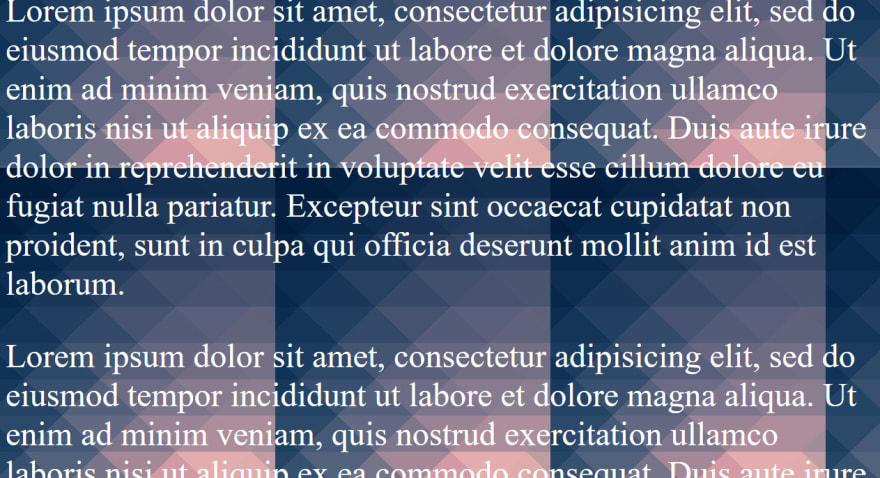 a web page with a scroll background