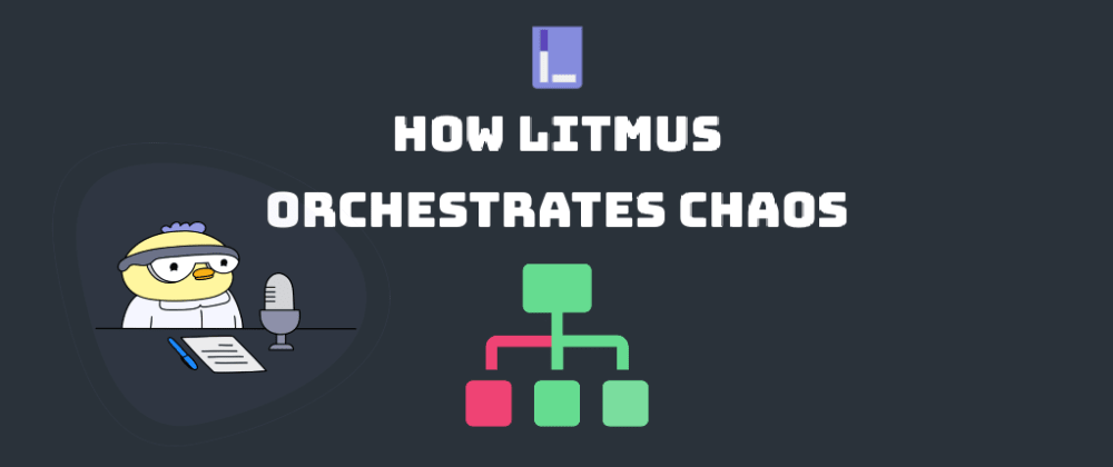 Cover image for How Litmus Orchestrates Chaos