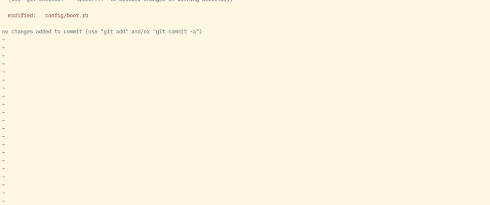 Cover image for Vim tip: alias command