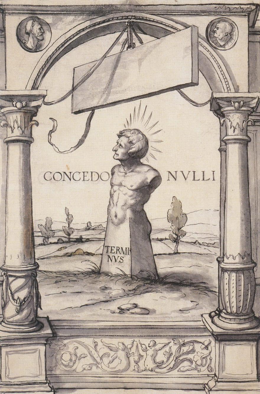 statue of Terminus