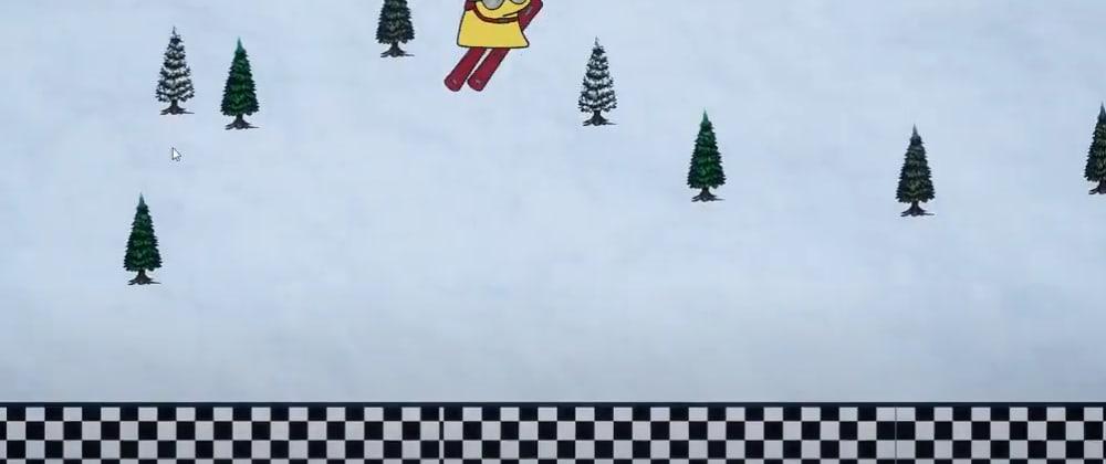 Cover image for Ski World & Red Alert