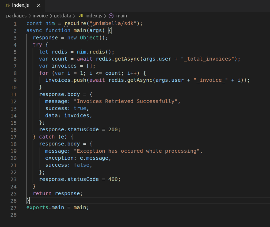 Create Your API for Invoice Processor 1