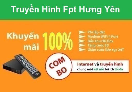 Địa chỉ để lắp đặt truyền hình FPT tại Hưng Yên