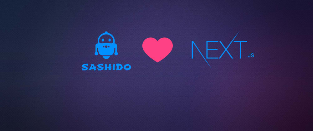 Cover image for Deploying a Next.js project on SashiDo