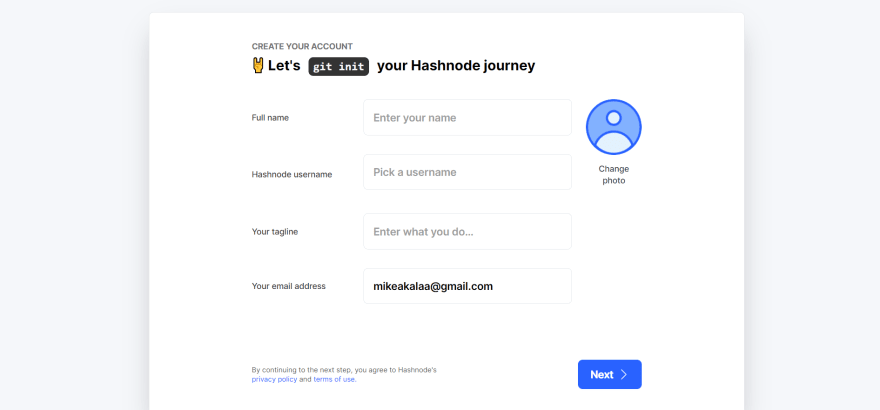 Hashnode Fill in your details correctly 05.png